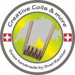 Premium handmade Coils