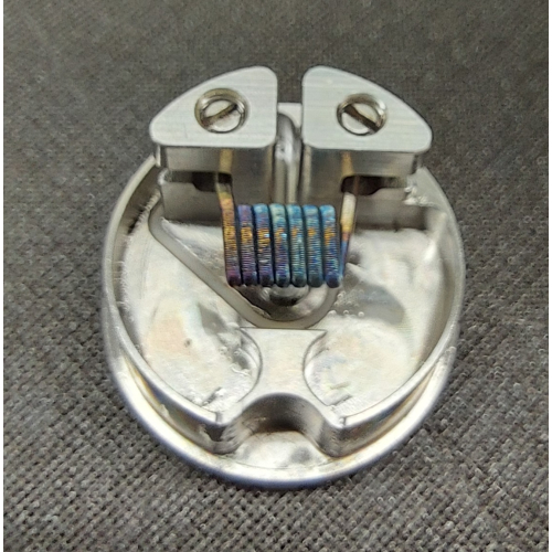 Fine Fused Clapton Single 0.65 Ohm Dual 0.32 Ohm für Vapor Giant / Kronos V2 NI80