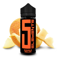 5 Elements Double Melon 10ml/120ml Longfill