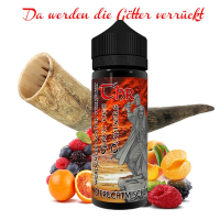 Gott des Donners Thor 120ml Longfill