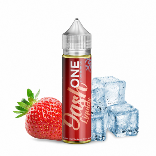 Dash One Strawberry ICE 15ml/60ml Longfill